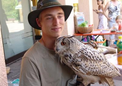 Eule Tierarzt Neckarwestheim 25