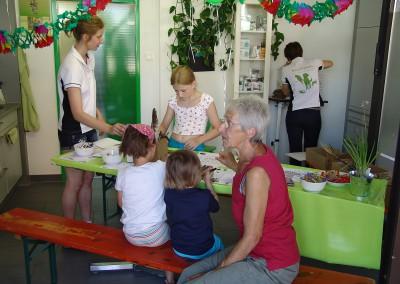 Kinder Basteln Tierarztpraxis Neckarwestheim 50